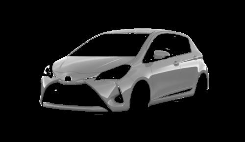 Цвета кузова Yaris Hybrid